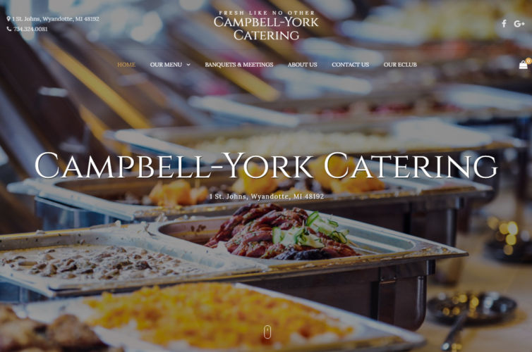 Campbell-York Catering