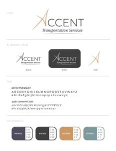 Accent Branding Sheet