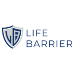 Life Barrier Logo Shield