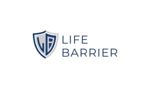 Life Barrier Logo Shield