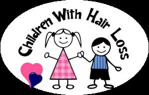 Children with Hairloss logo