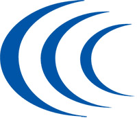 Wave Logo Center for Hearing Blue